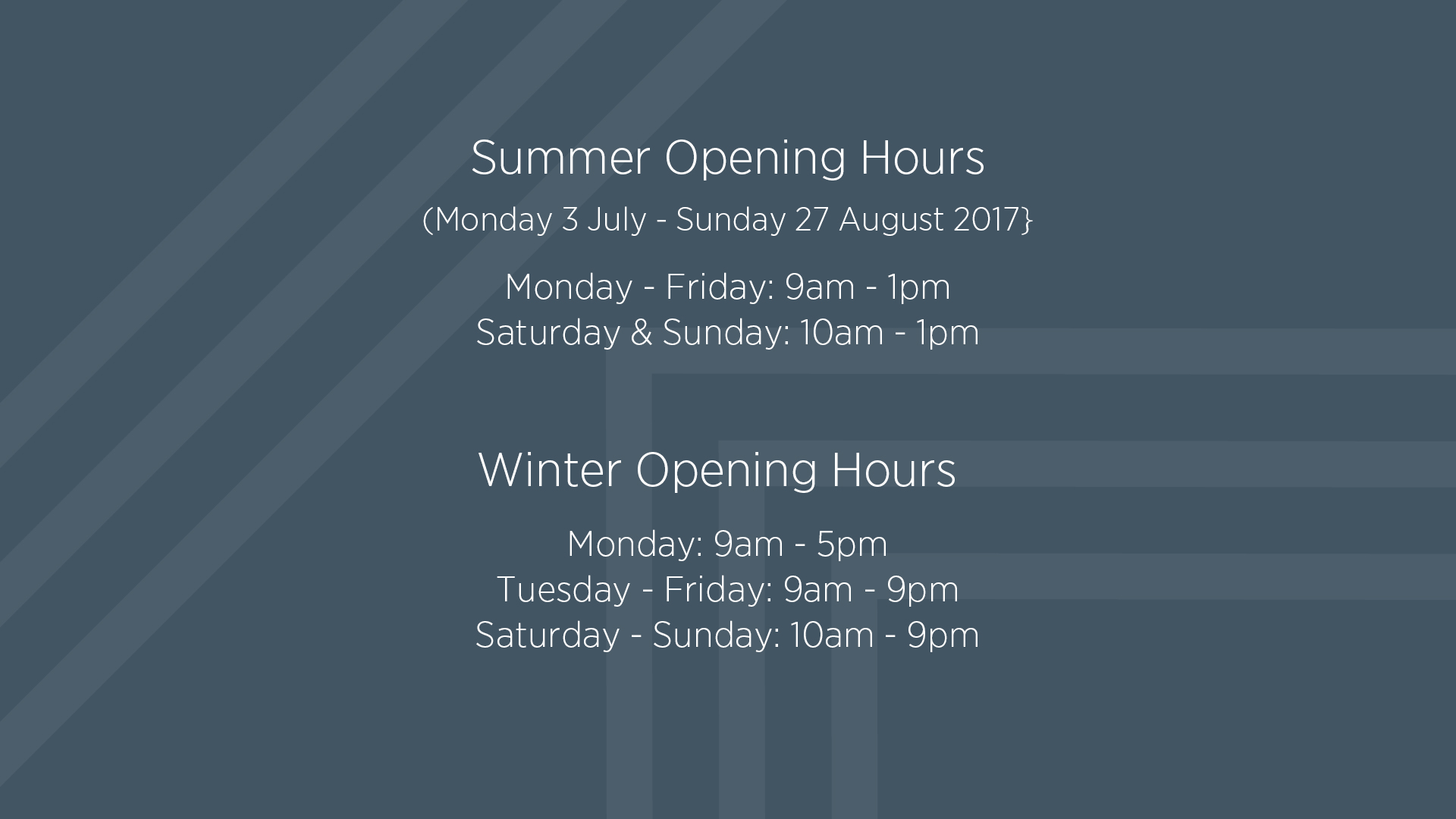 Opening Hours (web)-2017-2018