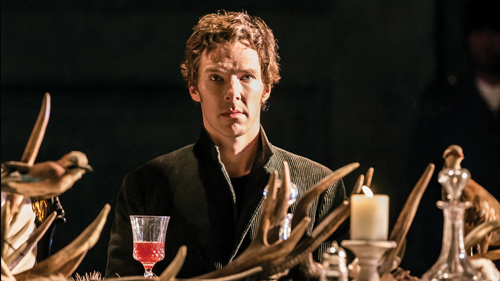 1. Hamlet (Benedict Cumberbatch). Photo by Johan Persson-wb