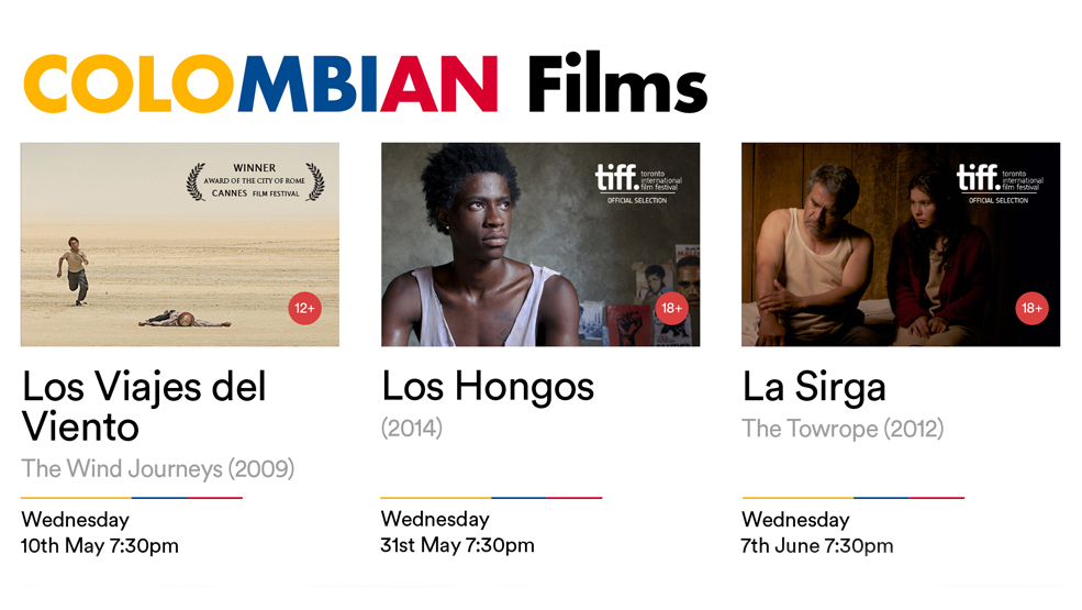 Columbian films - wb
