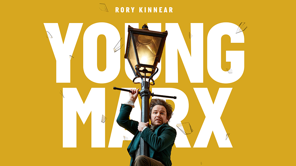 Young Marx (NT Encore)