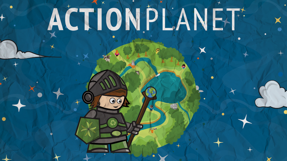 Action Planet: Exhibition