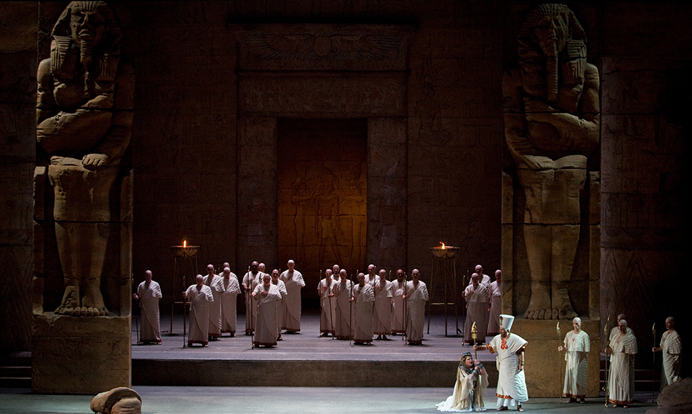 Met Opera in Cinema 2018/2019 – Aida (Live)