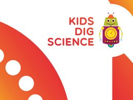 kids dig science - Wb