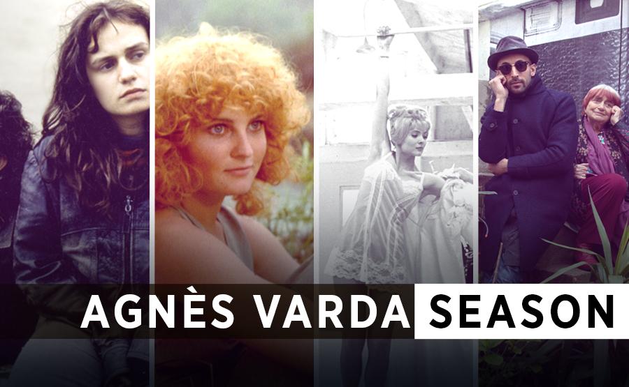 Agnes Varda Season Hero