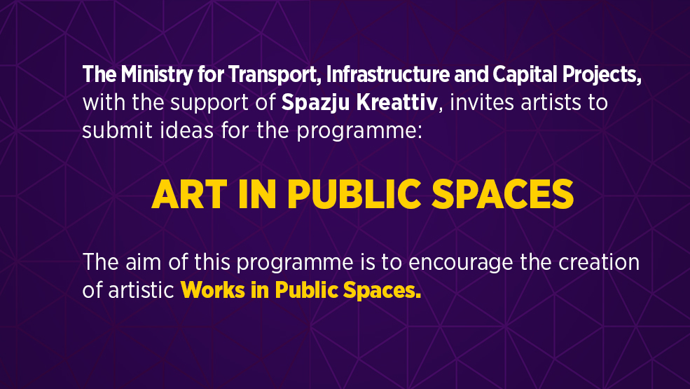 Call For Proposals Art In Public Spaces 2019 2021
