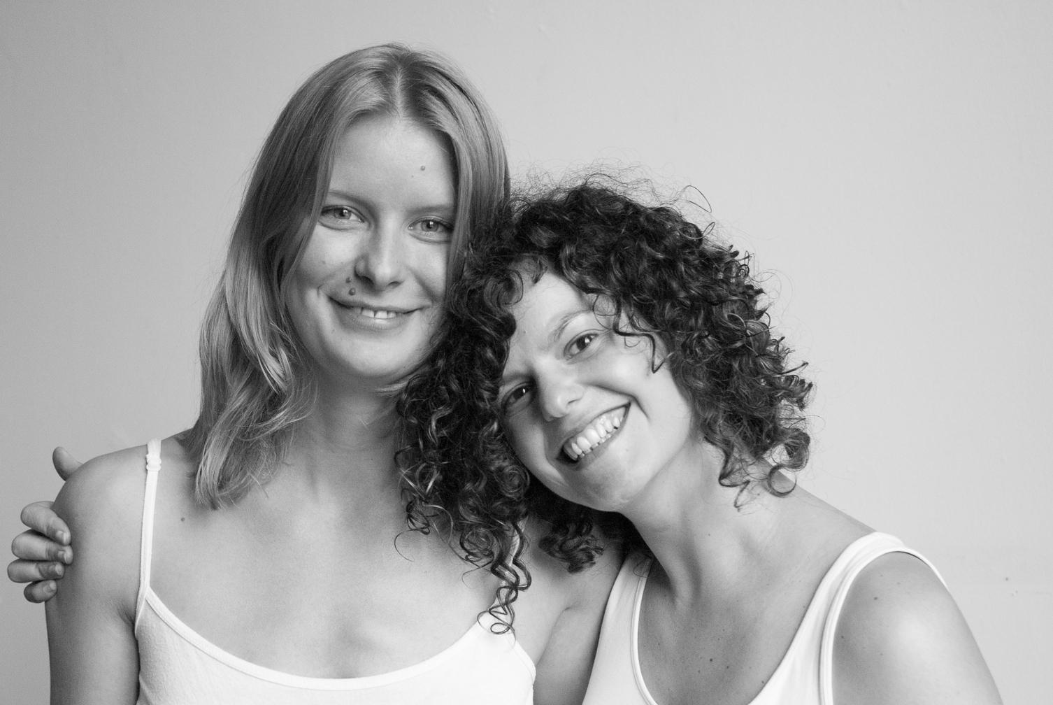 <b>Sarah Vella & Lisa Colette Bysheim</b> (MT, DE)