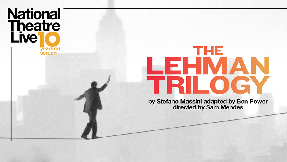 The Lehman Trilogy - Hero image