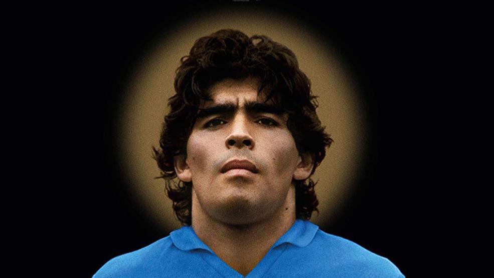Diego Maradona- Hero