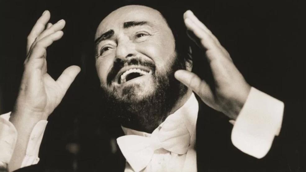pavarotti - Hero