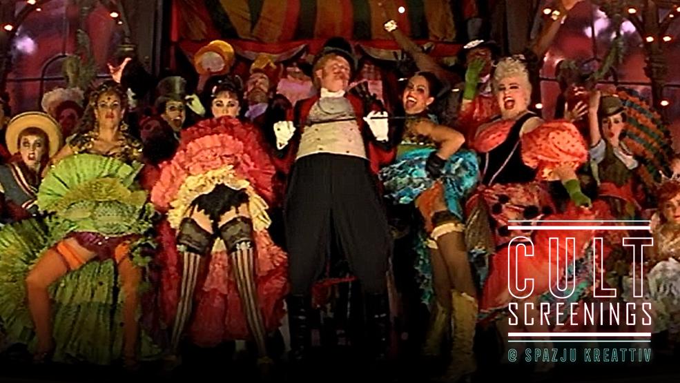 Moulin Rouge - hero inc cult logo