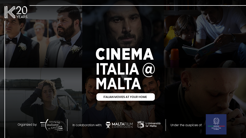 CINEMA ITALIA @ MALTA new her
