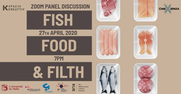 ĊineXjenza: Fish, Food & Filth