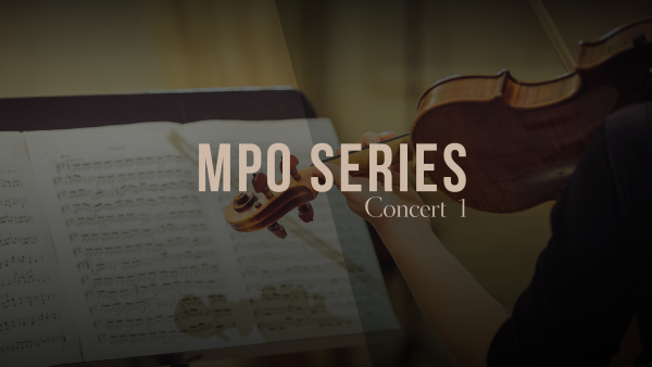 MPO Series – Concert 1